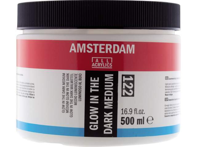 Comprar medio luminiscente Amsterdam 500ml